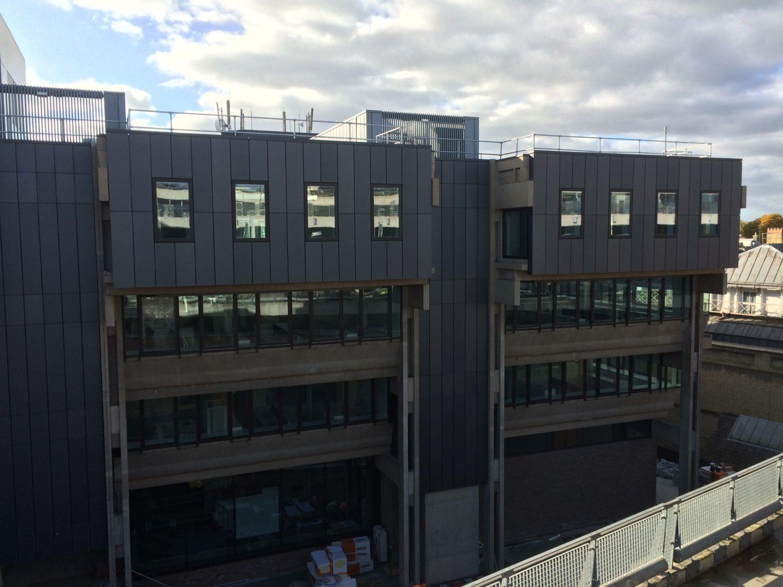 David Attenborough Building Sorba