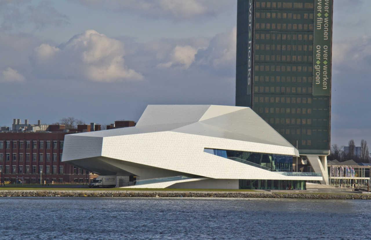 Filmmuseum EYE Amsterdam Sorba