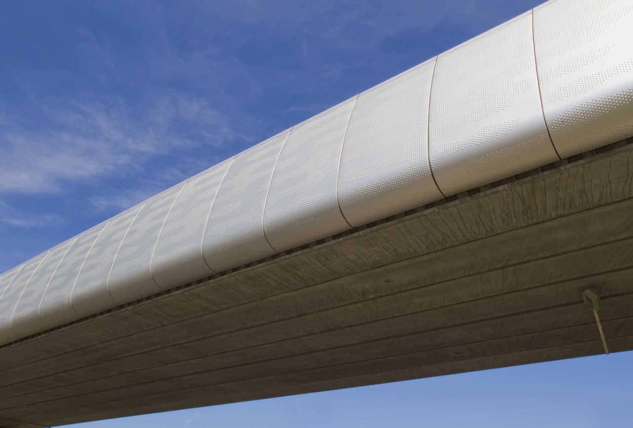 Viaduct Cladding Sorba