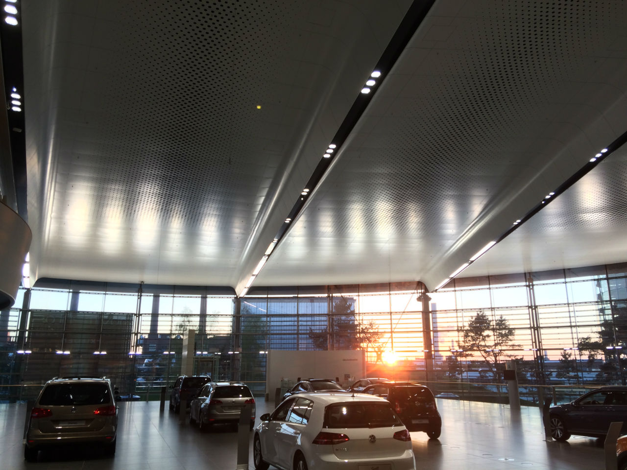 Autostadt Wolfsburg Werner Sobek Sorba