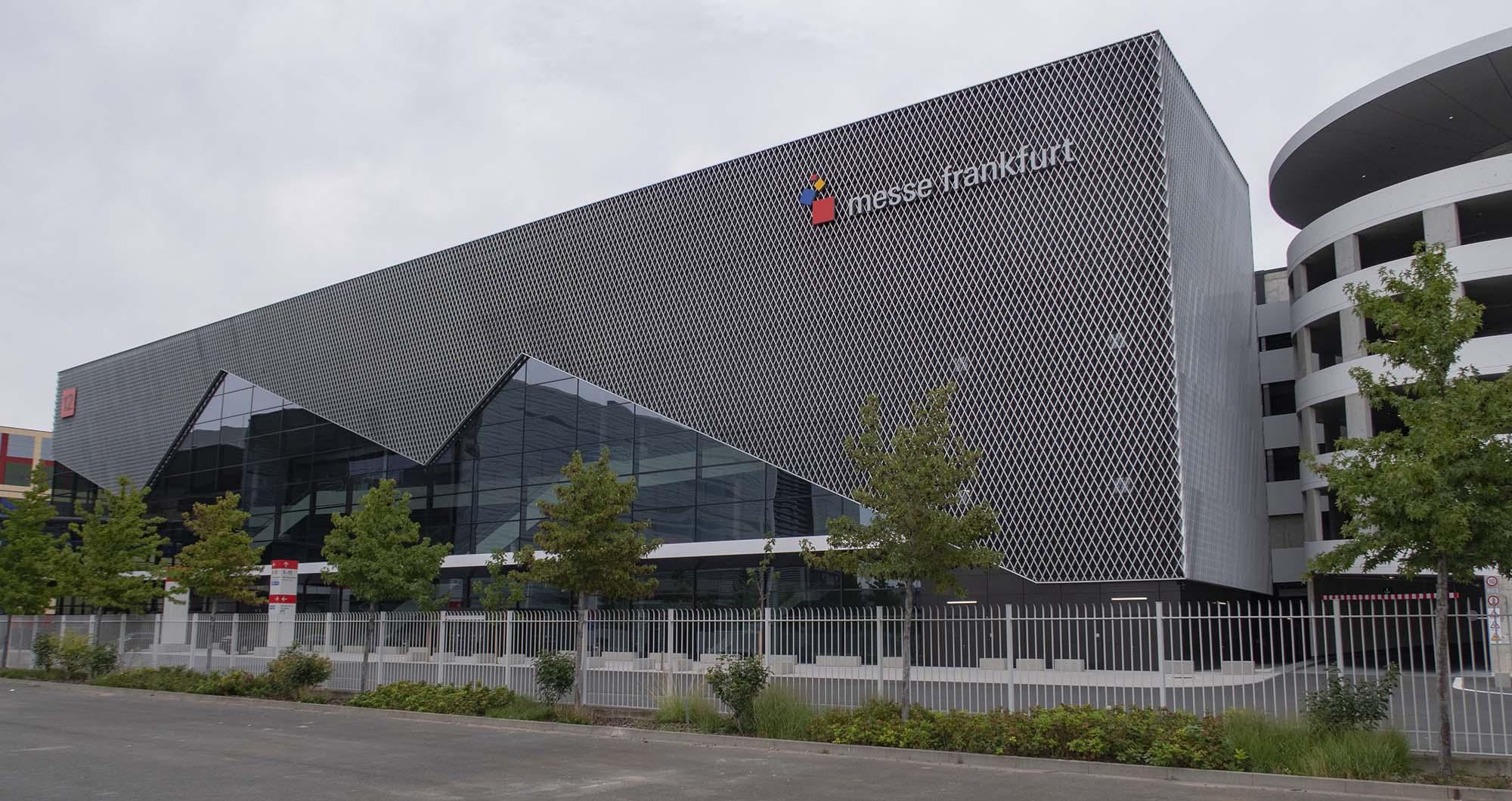 Messehalle 12 Frankfurt Sorba
