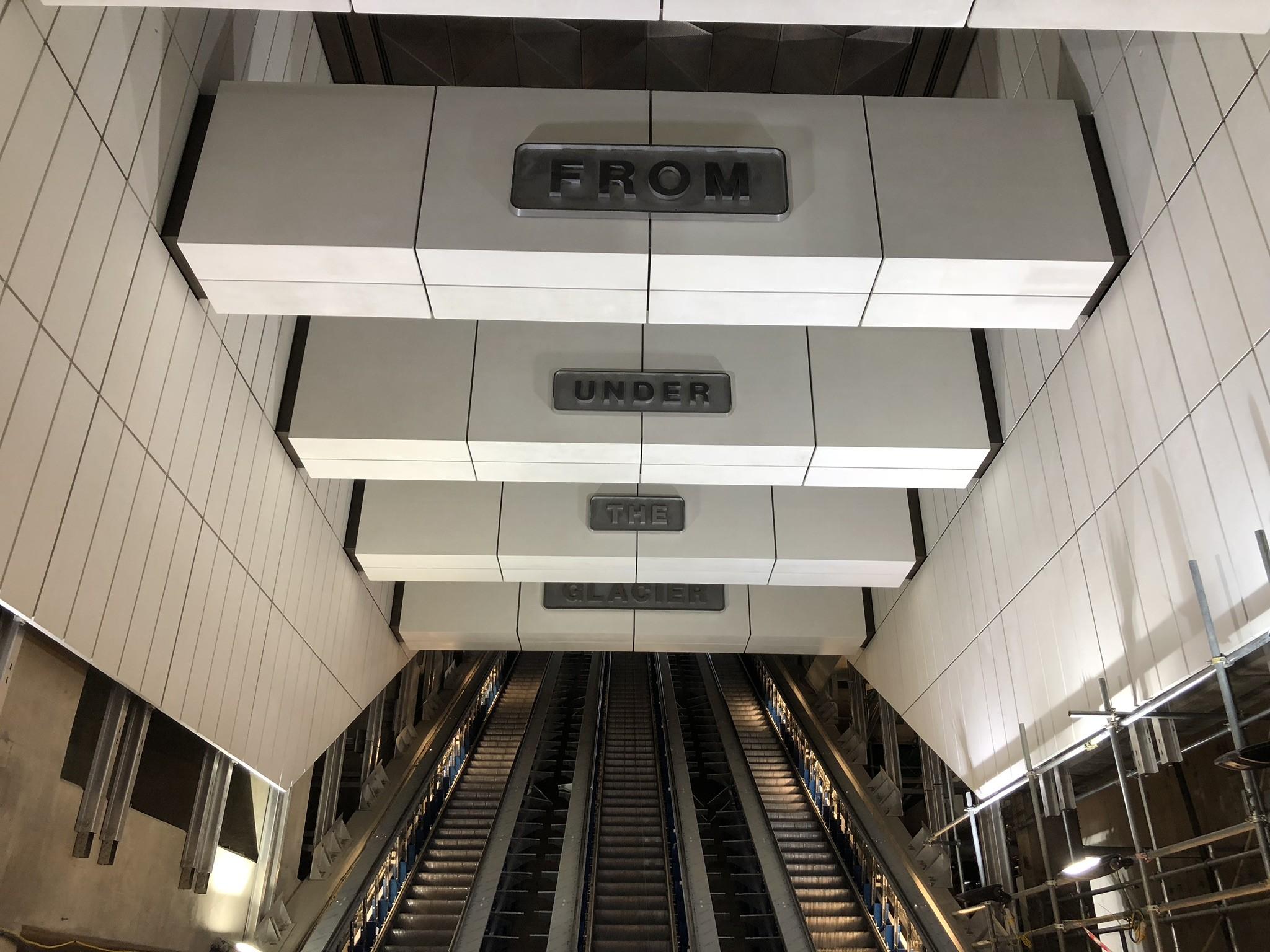 Bond Street Crossrail Sorba