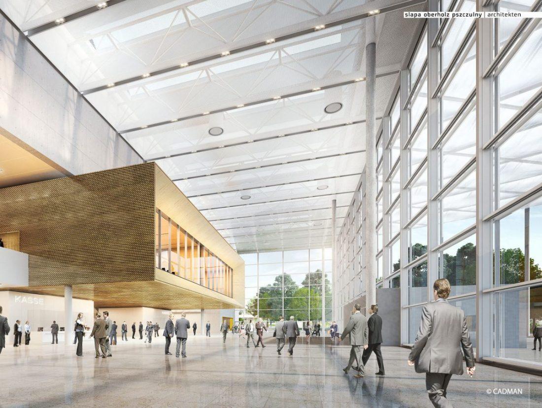 Messehalle 1 Düsseldorf Sorba sop architekten