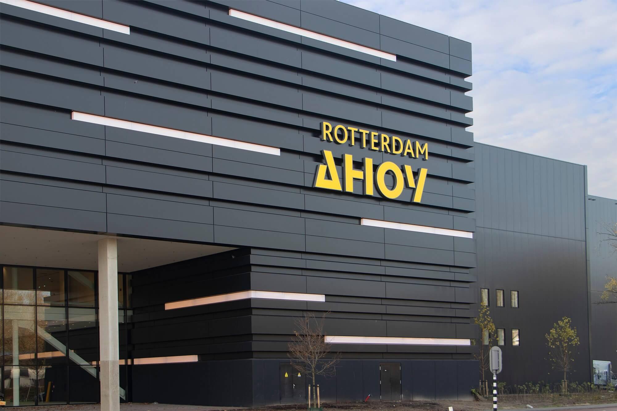 Rotterdam Ahoy Sorba