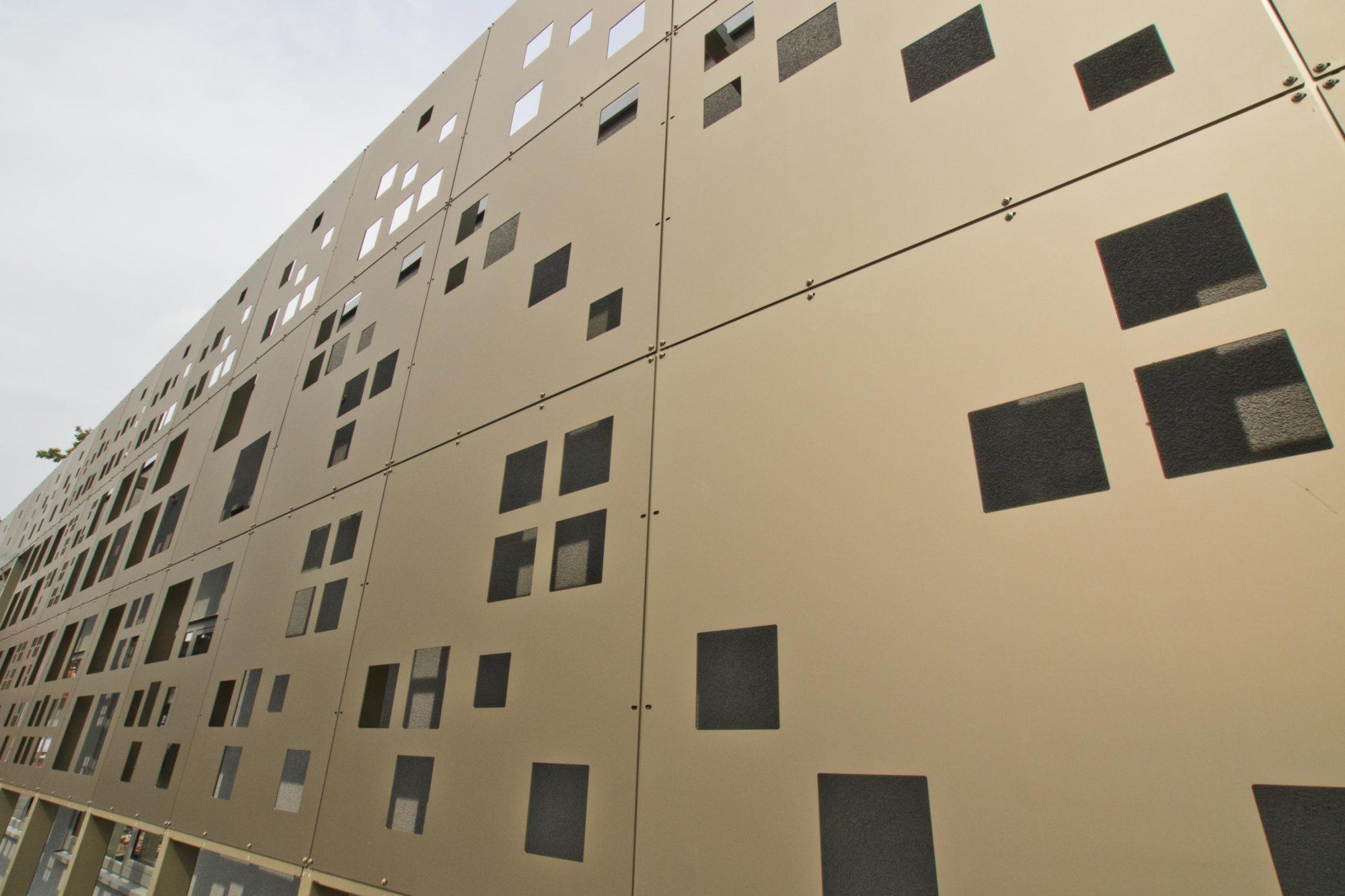 Laborgebäude Köln Sorba