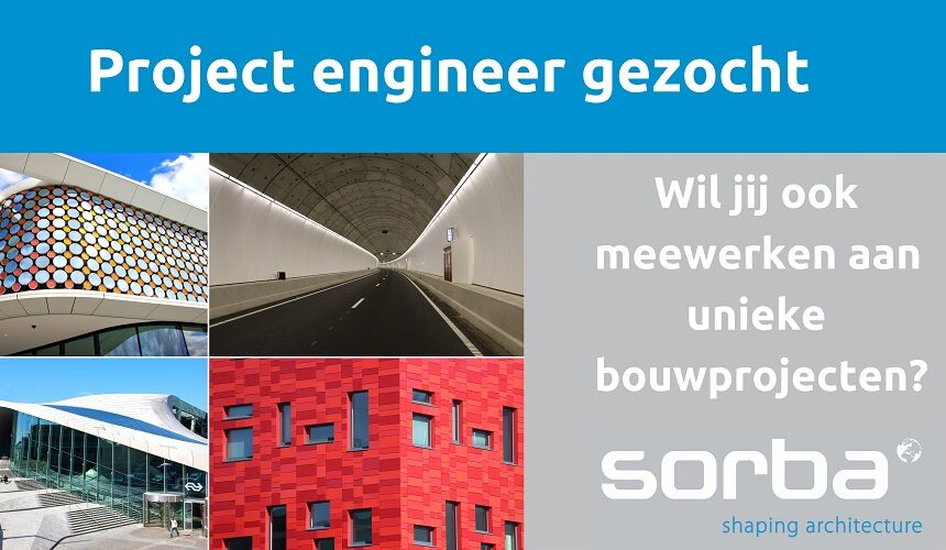 Vacature Project Engineer | Sorba Projects