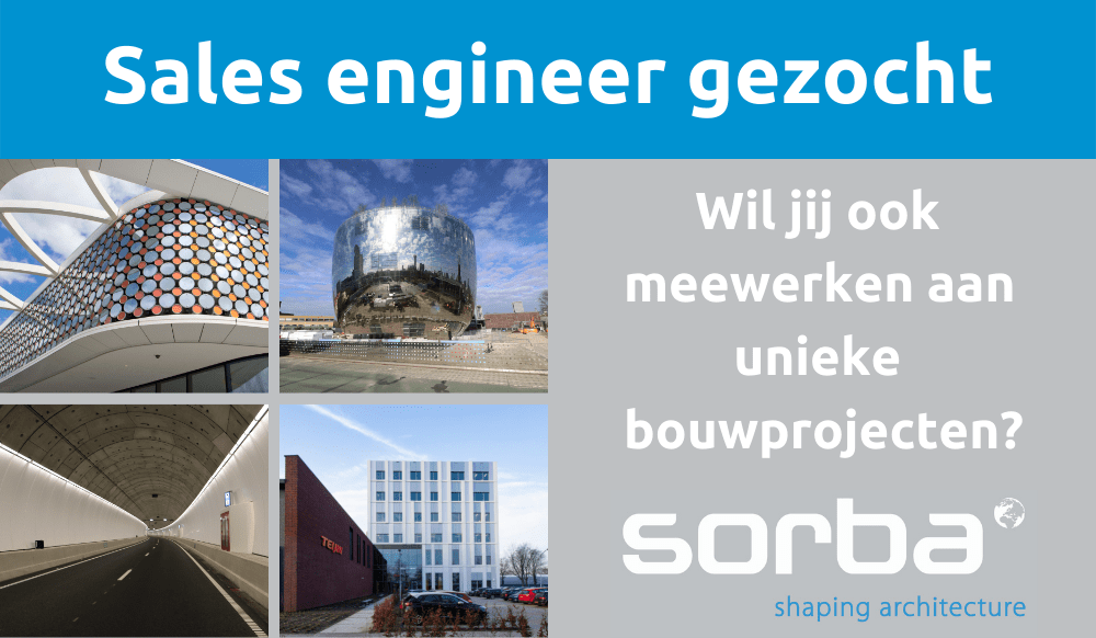 Vacature Sales Engineer | Sorba Projects