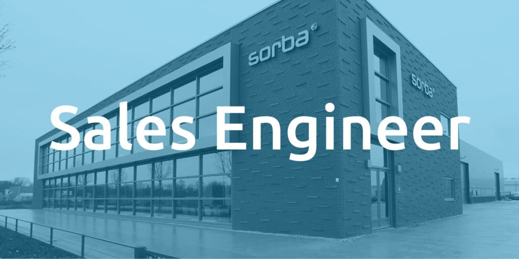 Vacancy Sales Engineer Sorba