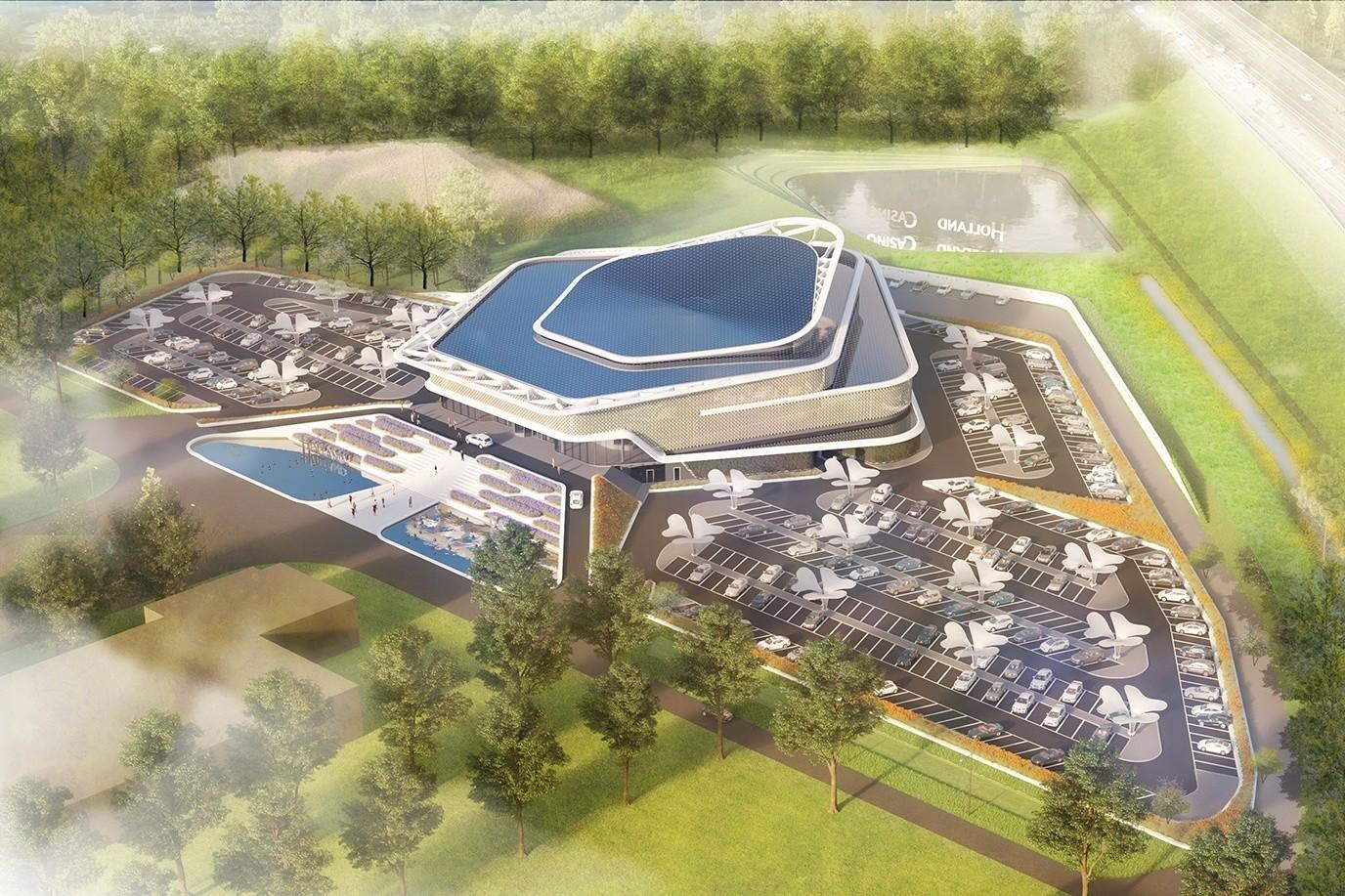Holland Casino | MVSA Architects | Sorba