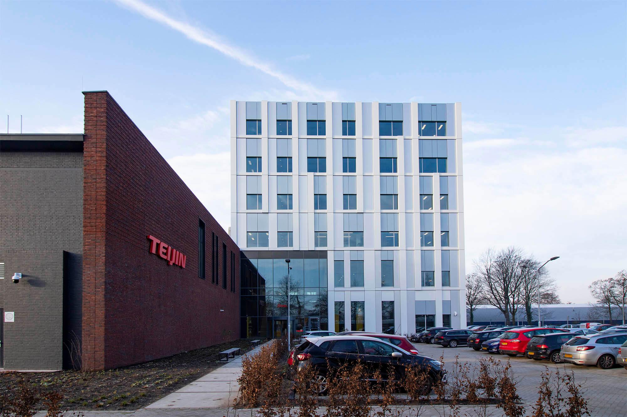 Headquarters Arnhem Teijin | Sorba Projects