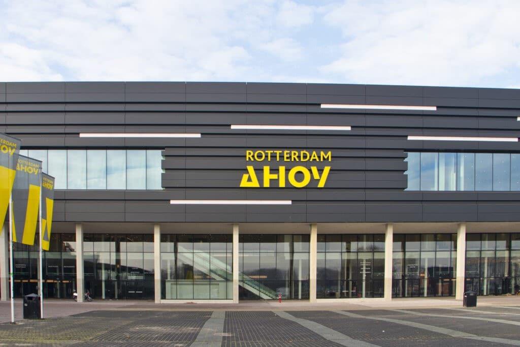 Ahoy Rotterdam | Sorba Projects | Douze points