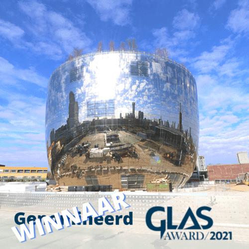 Depot Boijmans Van Beuningen | Winnaar Glasaward 2021